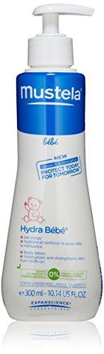 Mustela - Hydrabebe, Latte per il corpo bebè, 300 ml