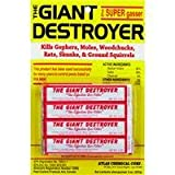 The Giant Destroyer Gas Bomb