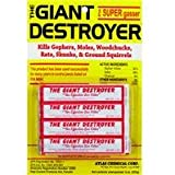 The Giant Destroyer