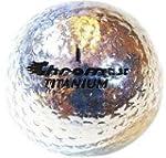Chromax M1 Golf Balls, Silver, 6-Pack