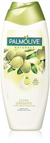 Palmolive Naturals - Bagno Latte Ultra Idratante, Con Oliva E Latte Idratante - 500Ml