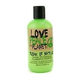 Love, Peace & The Planet Freak of Nature Lavender Citrus Eucalyptus Volumizer & Thickener - Tigi - Love, Peace & The Planet - 250ml/8.45oz