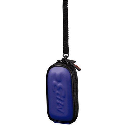 Etui Bleu en EVA pour mp3 ou ipod