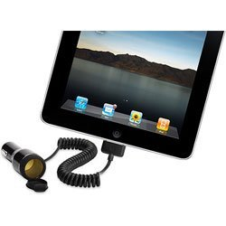 Griffin- Gc23091 Powerjolt Plus Car Charger For Ipad, Iphone & Ipod With Additional 12v Charger - 2 Amp