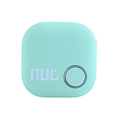 Clebsch Smart Tag Nut 2 Anti-lost key finder, Wallet Key Finder Alarm Locator Finder for iOS / iPhone / iPod / iPad / Android (green) (Iphone Key Locator compare prices)