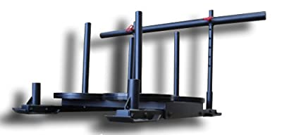 """CFF """"Alaskan"""" Weighted Push, Pull Team Sled - Great for Cross Training, MMA, Boxing, Personal Training, Bootcamp"""