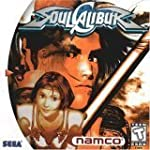 Soul Calibur Sega Dreamcast Game Figh...