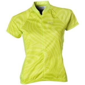 Buy Low Price 2008 Women's Pearl Izumi Originals Cap Sleeve Jersey – Symphony Lime Green – S (B00131FK5K)