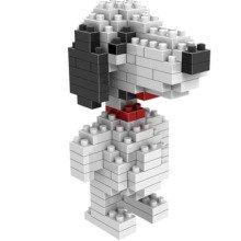 LOZ Diamond Blocks Nanoblock Building Block Snoopy