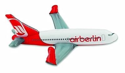 Air Berlin Boeing 737-800 Airberlin Zum Aufblasen Aufblasbares Flugzeug 32 X 28 Cm bei aufblasbar.de