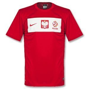 Maillot football Pologne exterieur neuf taille XL