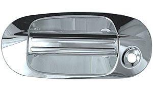 Lincoln Navigator Chrome Door Handle Covers W O Passenger Side Keyhole Fits 2003