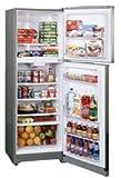 Summit : FF1325SS 10.4 cu. ft. Counter-Depth Top-Freezer Refrigerator - Sta ....