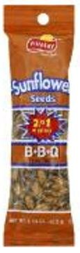 Frito Lay Sunflower Seeds BBQ Flavor, 2.125 Oz Bags (Pack of 27)