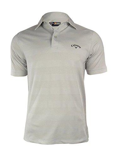 Callaway Men'S Stretch Polo Golf Shirt (S, Gray Violet)