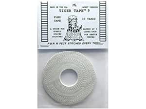 Amazon Com Tiger Tape 1 4 Quot 25 Inch Guide For Evenly