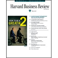 Harvard Business Review, May 2006 Periodical