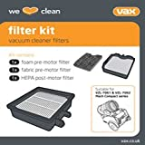Vax Mach Compact HEPA Filter Kit 1-9-128351-00 (Genuine)