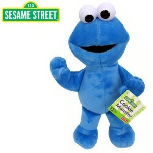 Cookie Monster 12 Inch Fisher Price Plush - 1
