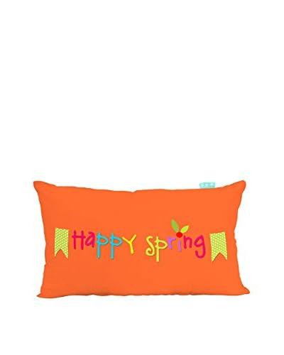 Little W Funda De Cojín Happy Spring
