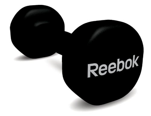 Reebok Hand Weight Black - 5 kg