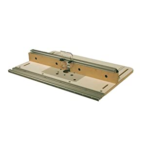 Kreg router table september 2011 today reviews bench dog 40 095 protop standard router table top fits bench dog bases 40 094 40 097 and 40 074 greentooth