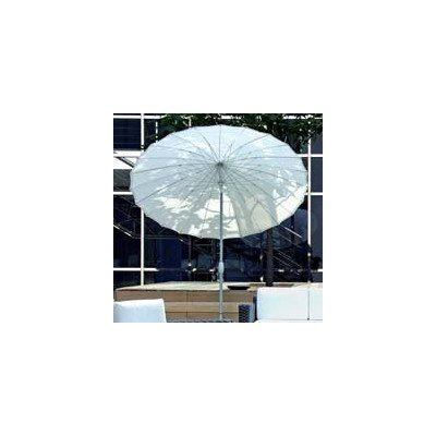 2.5m Sonnenschirm Shanghai Farbe (Bezug): Natur