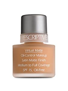 Prescriptives Virtual Matte Oil Control Makeup 1oz/30ml - Fresh Champagne (Warm) 19