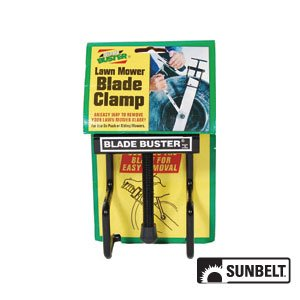 SUNBELT- Blade Buster Blade Clamp. Part No: B1DL100 (Blade Buster compare prices)