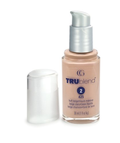 CoverGirl Trublend Liquid Make Up Buff Beige 425, 1.0-Ounce Bottle