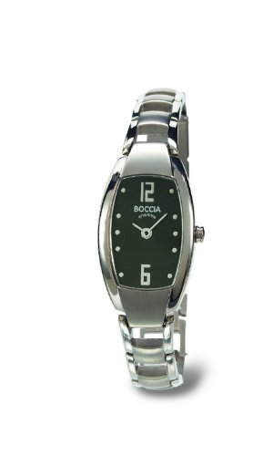 Boccia Ladies Titanium Bracelet Watch B3103-04