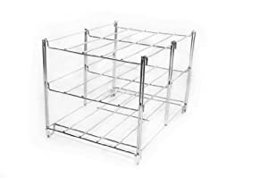 Nifty Home Products Oven Companion 3-Tier Oven Rack