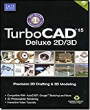 Turbo Cad Deluxe V.15 2D & 3D Precision Design