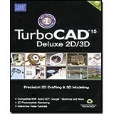 Turbo Cad Deluxe V.15 2D & 3D Precision Design [Old Version] ~ IMSI