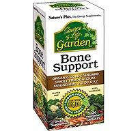 Source Of Life Garden Bone Support - 120 Veg. Cap