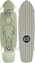 "Alien Workshop Vertiply Stinger Complete Skateboard Cruiser - 7.6"" x 29"""
