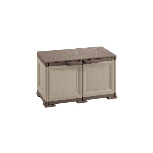 Meuble tele etageres bois pas cher for Etagere meuble tele