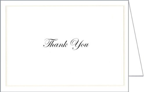 Seaside Treasures Baby Shower Thank You Cards - Set Of 20