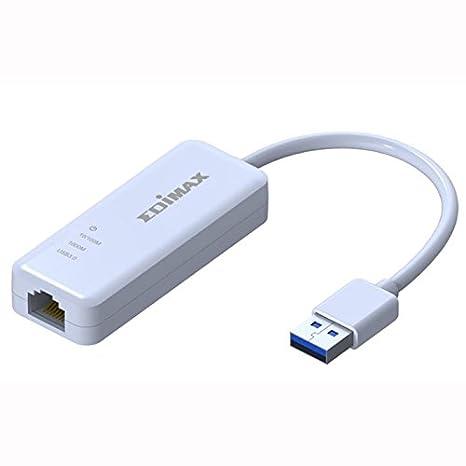 Edimax EU-4306 Adaptateur USB Ethernet