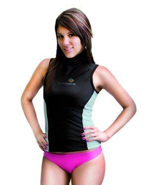 Lavacore Womens Polytherm Multi-Sport Scuba Diving Hooded Vest Exposure Garment, MD-12 (Hooded Vest Scuba compare prices)