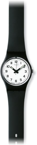 Swatch Something New White Dial Ladies Watch - LB153