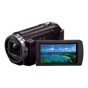 ソニー デジタルHDビデオカメラレコーダー Handycam PJ540 ボルドーブラウン HDR-PJ540/T