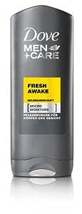 Dove Men+Care Pflegedusche Fresh Awake , 6er Pack (6 x 250 ml)