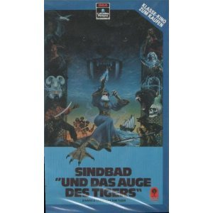 Amazon.com: Sinbad and the Eye of the Tiger [VHS]: Patrick Wayne, Jane
