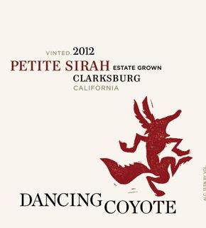 2012 Dancing Coyote Petite Sirah 750Ml