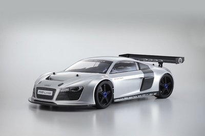 Kyosho Inferno GT2 Race Spec RTR Audi R8 LMS 1/8th Scale Nitro Car