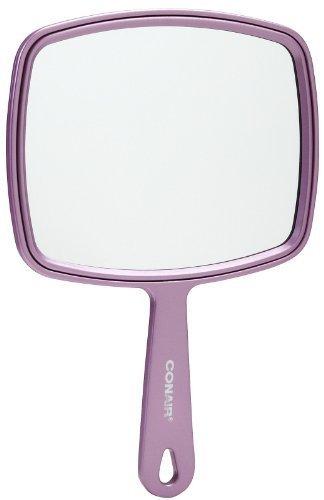 Conair Classique Handheld Mirror Standard Mag, Pink