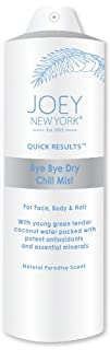 Joey New York Quick Results Bye Bye Dry Chill Mist Paradise