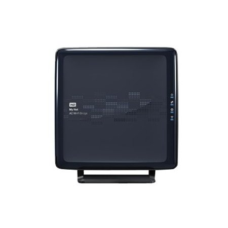 Western Digital AC Bridge Routeur Wi-Fi Noir