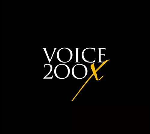 VOICE 200X 初回生産限定プレミアム盤(CD+DVD)